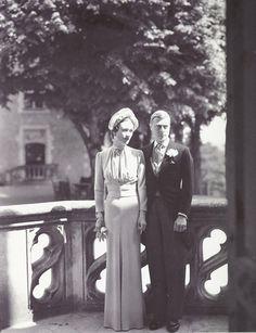 Eduardo de Gales & Wallis Simpson