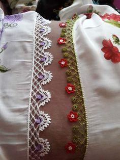 Crochet Shoes with Flip Flop Soles - Moccasins Part 1 - Afghans Crochet Crochet Edging Patterns, Crochet Borders, Crochet Motif, Crochet Stitches, Crochet Wool, Crochet Shoes, Straight Crochet Braids, Crochet Hedgehog, Saree Tassels Designs
