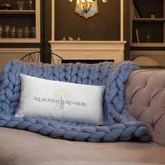 Personalized custom design your own Premium Pillow add your own text logo photos quote white zipper black zipper matching pillows Navy Pillows, Bed Pillows, Power Nap, Watercolor Wallpaper, Cozy Blankets, Merry And Bright, Christmas Home, Merry Christmas, Hostess Gifts