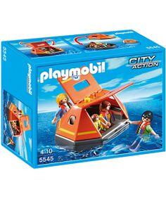 NUEVO: ref. 5545 balsa salvavidas #playmobil ahora disponible online!