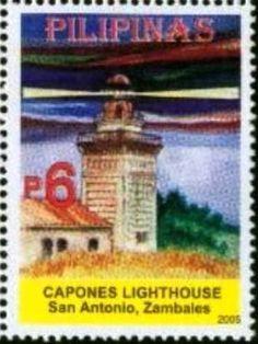 2005 Filipinas - Faro Capones en San Antonio,Zambales