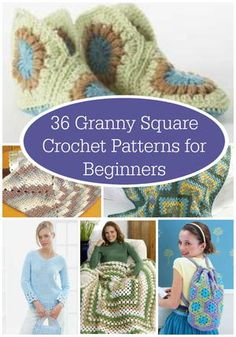 very easy crochet chunky granny square chunky baby blanket 36 granny square crochet patterns for beginners favecrafts dt1010fo