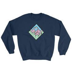Adirondack Dreams Vintage Unisex Sweatshirt