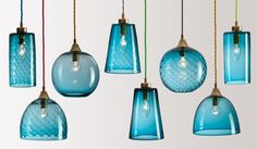 Pick and mix lamps from Rothschildbickers