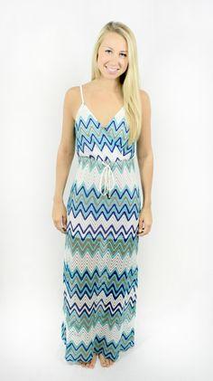 See ya in Greece Maxi Dress - Petal Boutique