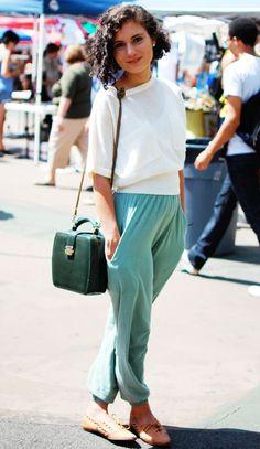 Street Chic: New York - ELLE
