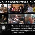 Einstein previu que o mundo teria uma gera��o de idiotas?