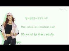 TWICE (트와이스) Ponytail Lyrics (Han|Rom|Eng) Color Coded - YouTube