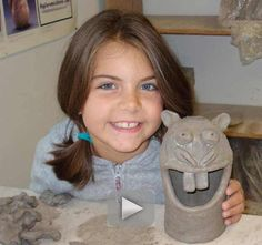 Pottery Studio Pictures and Images Art Camp, Art Birthday, Programming For Kids, Art Programs, Pottery Wheel, Pottery Studio, Ceramic Art, Art Pictures, Sculpture