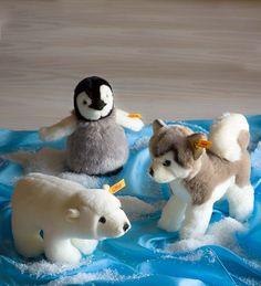 Steiff® Winter Plush Animals | Plush Toys