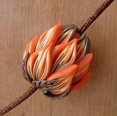 Autumn Pod by ZudaGay, via Flickr