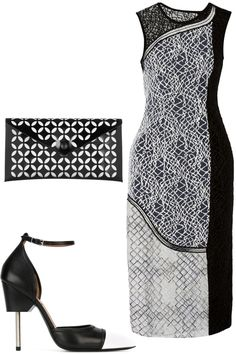 What to wear to a fall wedding: The Avant-Garde.