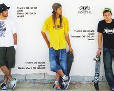 estilo de vestir skater california es uno de los looks mas entre los skaters barranuilleros