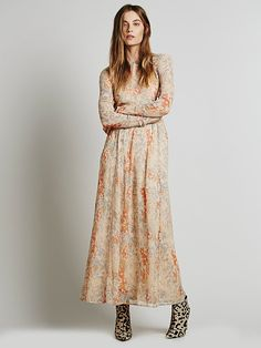 Free People Slip Beyond Maxi Dress at Free People Clothing Boutique