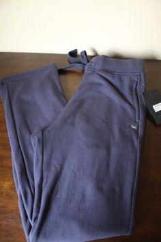 43416bf189 UGG Men s Wyatt Lounge Fleece Lined Drawstring Pants - Navy - Small - NWT   UGG  TrackSweatPants