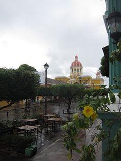 The Cathederal, Granada Nicaragua
