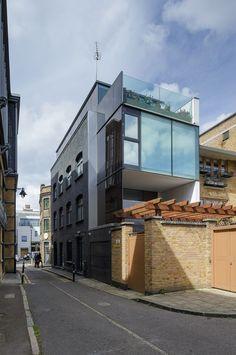 Adjaye Associates . Fog house . London (3)