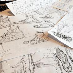 https://www.behance.net/gallery/9663087/Footwear-sketches