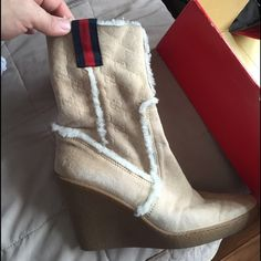 Gucci boots size 10 women Gucci boots size 10 for women Gucci Shoes Ankle Boots & Booties