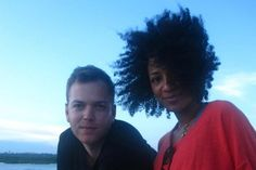 The NOTED Places duo - We dream about our meal at Mango's in Anguilla. The freshest and most delicious seafood we've ever eaten.