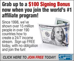 Earn money online with the world's largest affiliate network, SFI Home Based Business, Business Tips, Craft Business, Online Business Opportunities, Free Classified Ads, Earn Money Online, Affiliate Marketing, Internet Marketing, How To Make Money