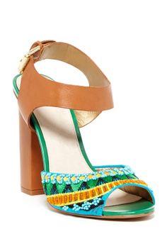 Sam Edelman Yuri Embellished High Heel Sandal