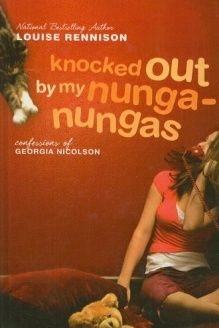 Knocked Out by My Nunga-Nungas (Confessions of Georgia Nicolson (Prebound)) , 978-0756967291, Louise Rennison, Perfection Learning