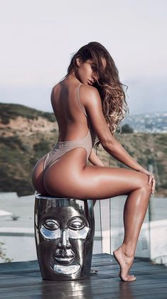 Girl nude french women
