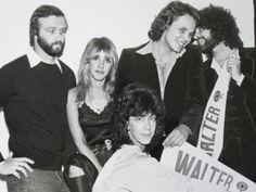Love this! Vintage Stevie, Lindsey, Walter