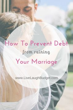 """How to Prevent Debt From Ruining Your Marriage One of the most common reasons for fighting in a marriage and a leading cause of divorce is money. It's pretty rare that you will ever find two individuals with the exact same opinion on every possible financial situation. This is for a combination of reasons including … Continue reading """"How to Prevent Debt From Ruining Your Marriage"""""""