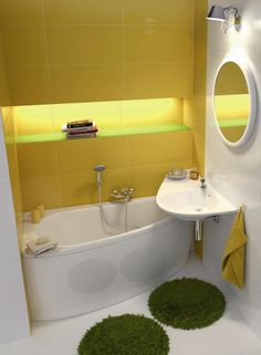 How To Fit A Bathtub In A Small Bathroom. Do You Have A Small Bathroom Doesnt Matter Even In A Small