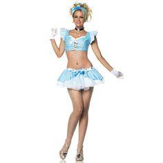 Костюм принцессы голубой - M L 7253040 купить в интим магазине секс шоп  Экстаз b593ad520d4