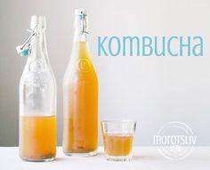 Kombucha How To Make, Diy Lotion, Swedish Recipes, Raw Food Recipes, Drink Recipes, Carafe, Hot Sauce Bottles, Superfood, Smoothies