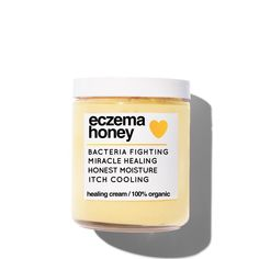 Eczema Honey is safe, non-toxic and super effective. Every jar is genuine and intentionally made, super effective at combating the worst parts of living with eczema. End the scratchy nights, and get some sleep. We believe in tangible results you can see and feel, and we believe in the power of nature.