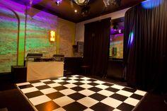 The World Bar #Sydney. #chess board #dance floor.