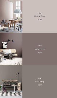 Color Trends 2018 12 New ColorsCIN Color Tre… – Hannah Gatzweiler – Fotografie – Trend Paint Colors For Living Room, Paint Colors For Home, House Colors, Popular Paint Colors, Farmhouse Paint Colors, Bedroom Color Schemes, Bedroom Colors, Paint Color Schemes, Mauve Bedroom