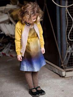 Moda infantil original, Rita co Rita, colección de ropa para niñas