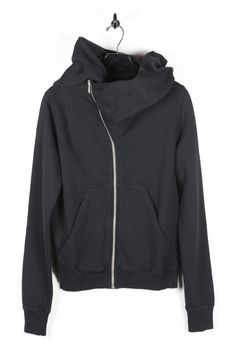 The DRKSHDW Mountain Hoody by Rick Owens.