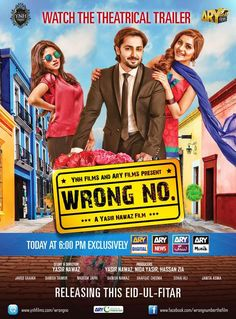 Wrong Number 2015 DVDRip 700MB