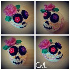Sugar skull x