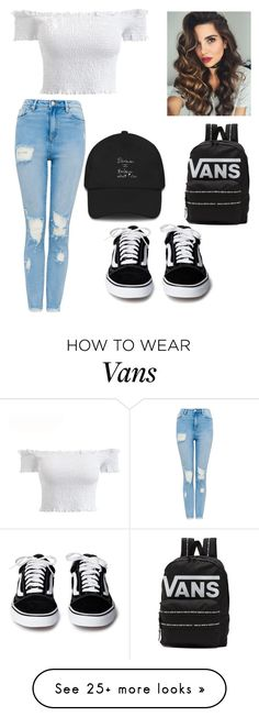 """Cute but casual"" by soccer265 on Polyvore featuring Vans"