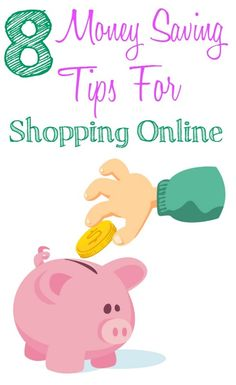 8 tips for saving money while shopping online on a budget