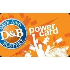 Sign up for Dave & Buster's Rewards program to get your free $10 game play coupon.