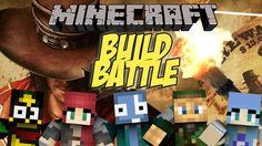 Minecraft ITA : COWBOY / TORCIA - Build Battle Minigame