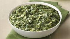creamed spinach - Google Search