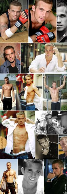 Cam Gigandet @Dianne Deaton yeah its usually the bad guys who look hot. doesnt he look a bit like brad pitt?