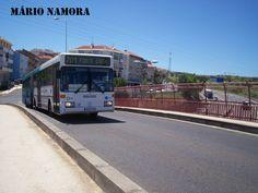 RL 756 Mercedes-Benz 0405G 95 - ES - 74 em Santa Iria de Azóia