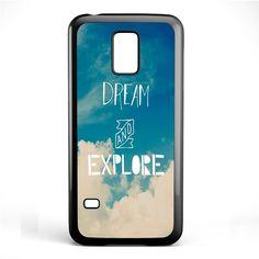 Dream And Explore TATUM-3712 Samsung Phonecase Cover Samsung Galaxy S3 Mini Galaxy S4 Mini Galaxy S5 Mini