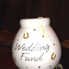 Engagement gift from the god mum :) - HoneyMoon Archives 2019 Engagement Presents, Wedding Engagement, Honeymoon Fund, God, How To Make, Cricut, Gift Ideas, Decorating, Random