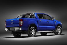 All New Ford Ranger Compact Pickup Truck Revealed But It S Not For U